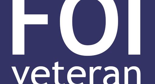 FOI veteran ico blå